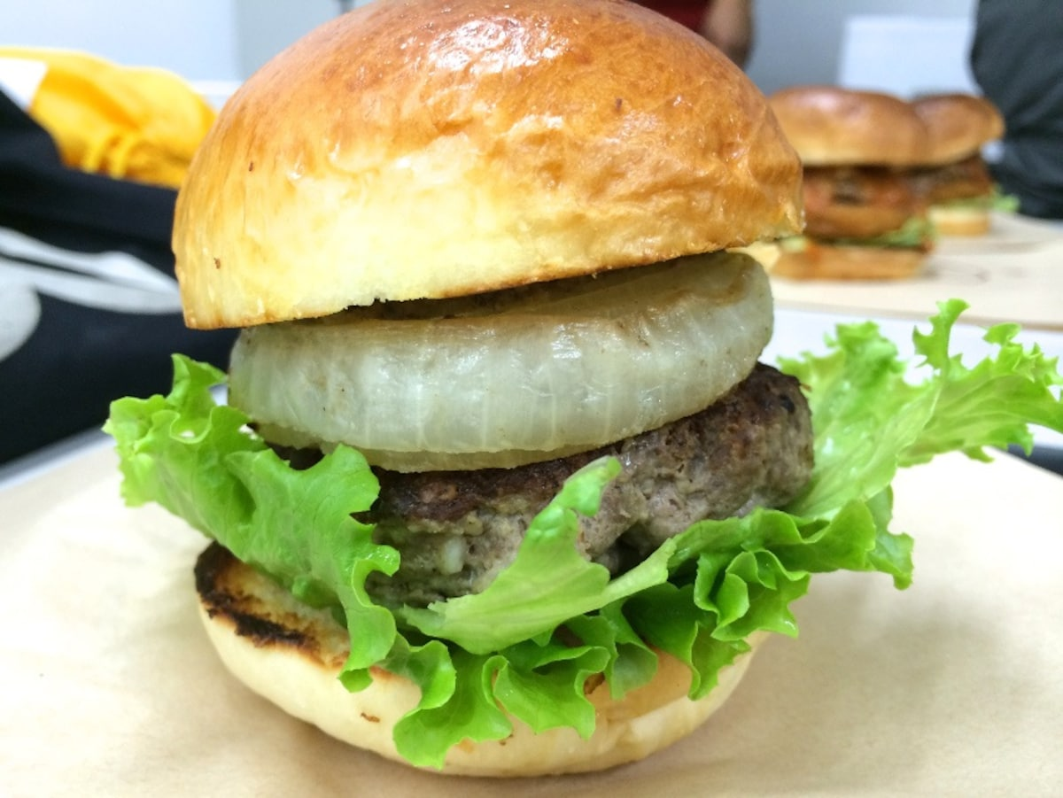 8. Koala Shima Burger