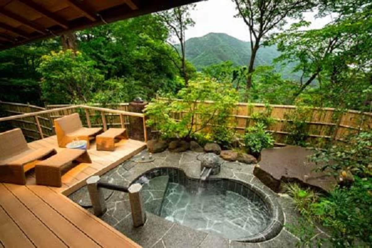 10. Gora Kadan (Hakone, Kanagawa)