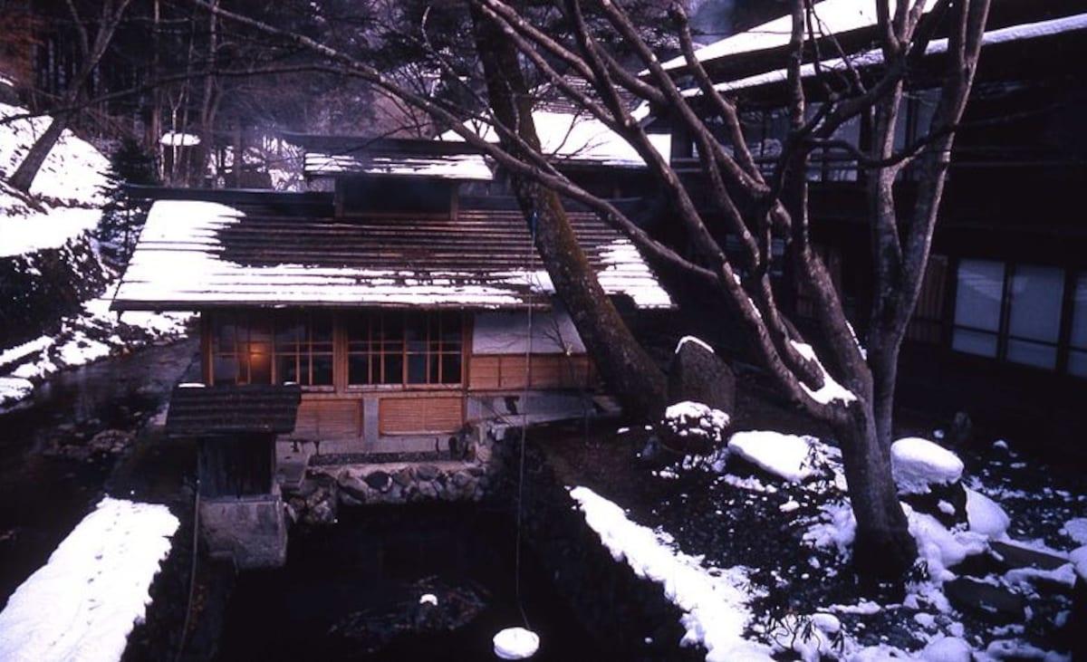 2. Hoshi Ryokan (เมืองKomatsu - Ishikawa)
