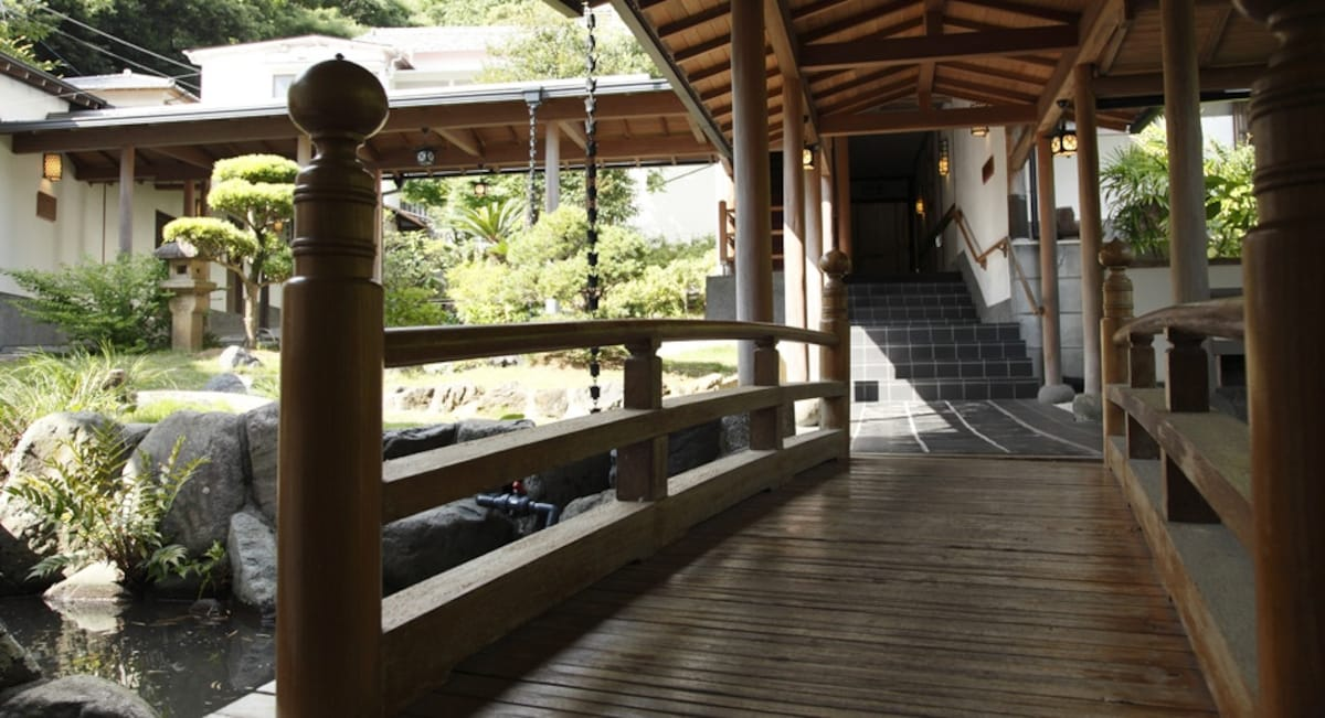 7. Gyokushoen Arai  (Shizuoka)
