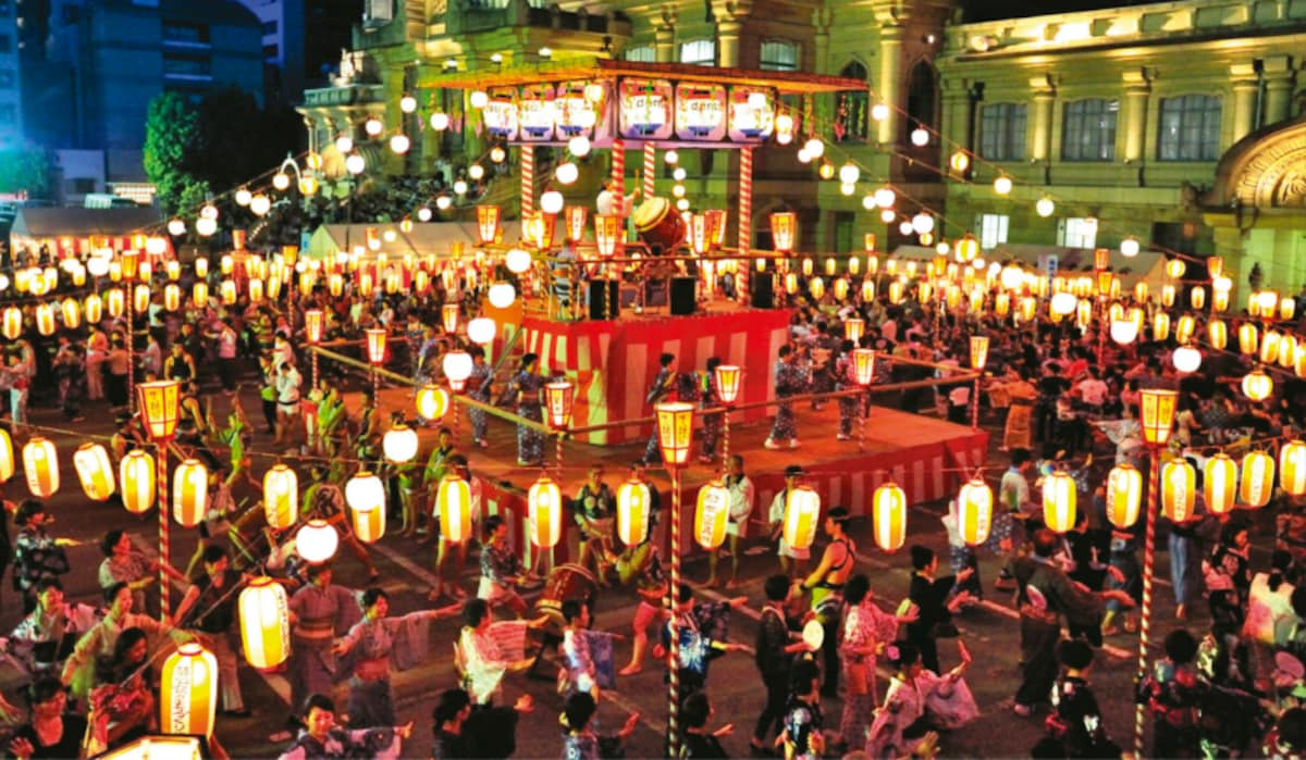 What is Obon? | All About Japan