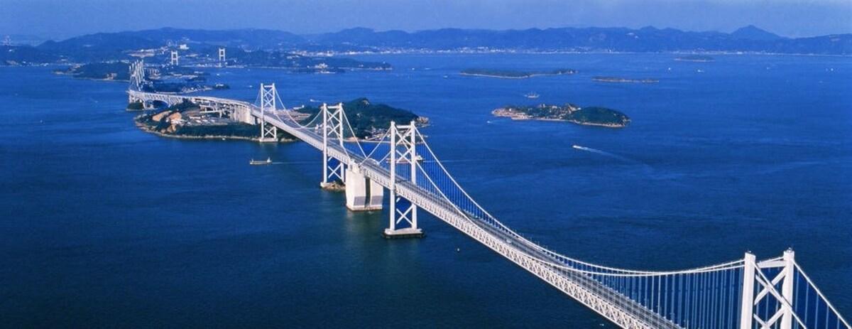 36. Great Seto Bridge