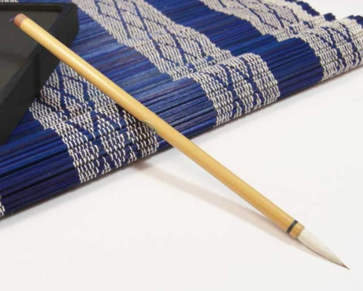 1. Sai-hitsu Brush — Fine