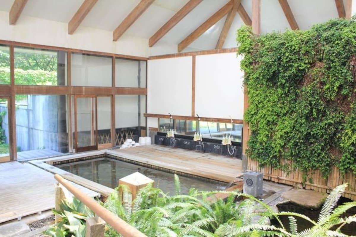 7. Osawa Onsen Hotel's Yoda-no-sho