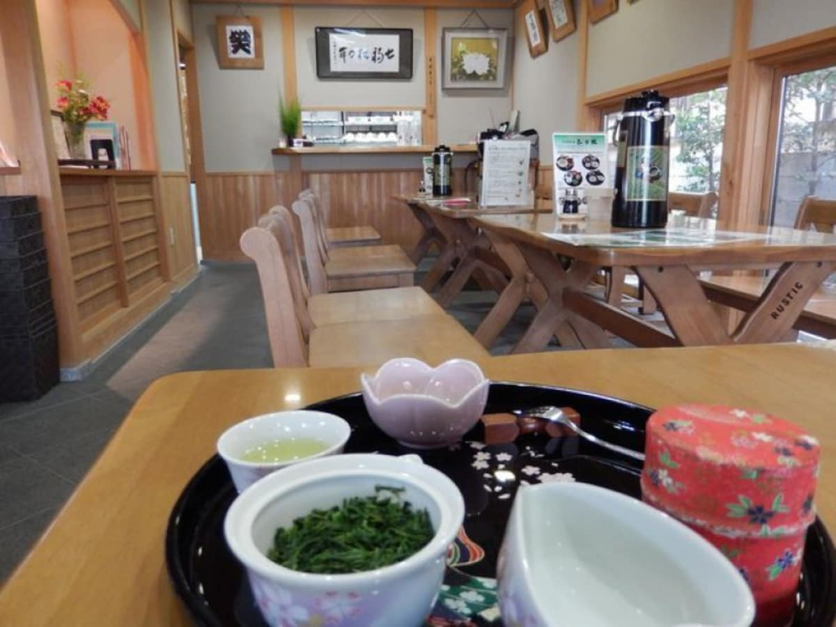 10. Amazing tea experience at Ujicha Dojo Takumi no Yakata