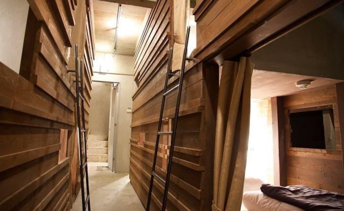 1. Untapped Hostel