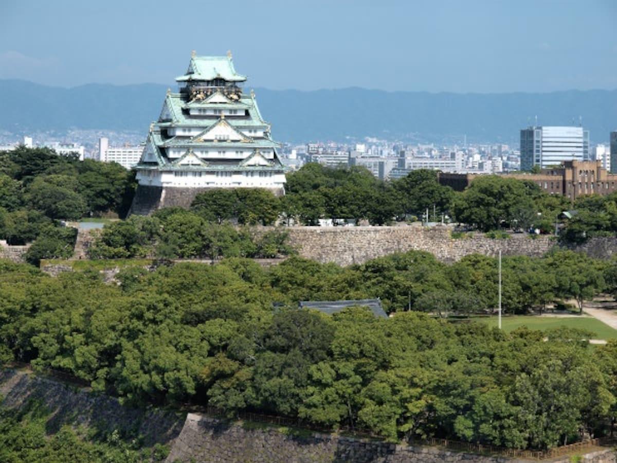 1. Osaka Castle