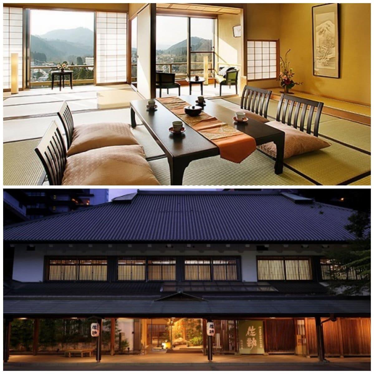 10. Hotel Sakan (Established Around 1184)