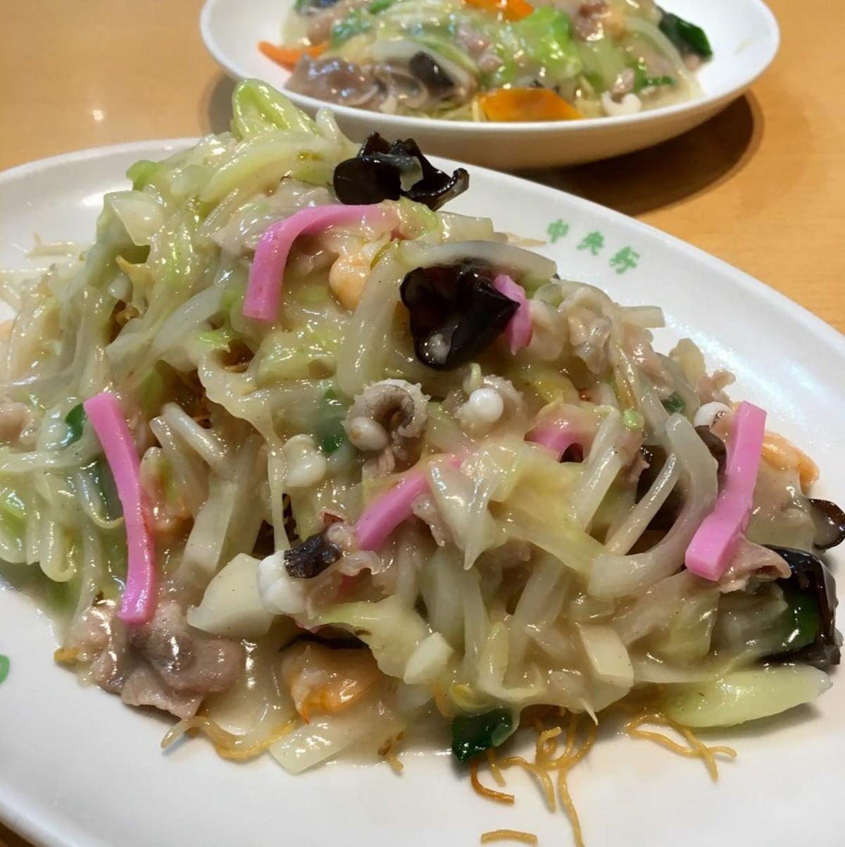 8. Sara Udon: A crispy udon
