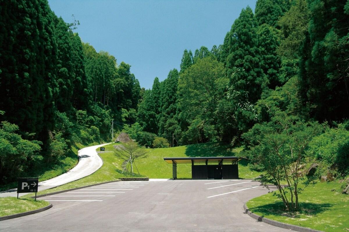 5. Shigita Parking and Toilet (Oita)