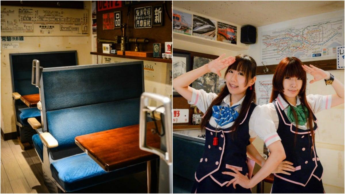 4. LittleTGV Railroad Bar (Akihabara)