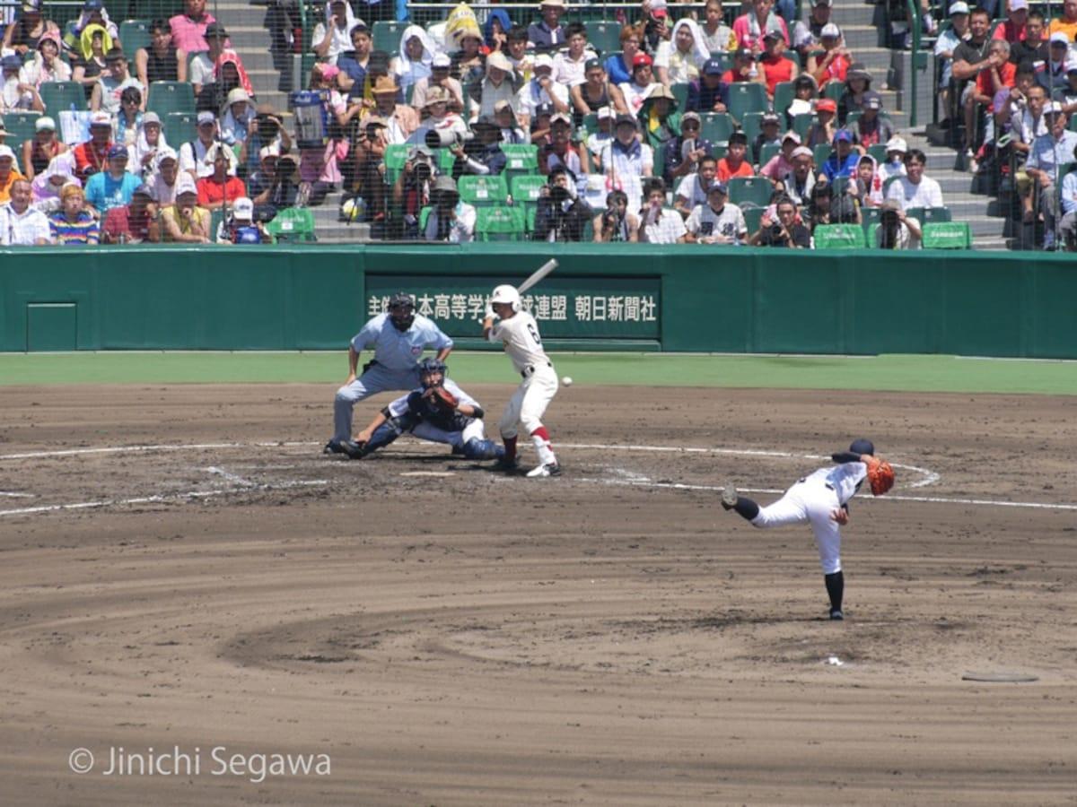 擁有一百年曆史和傳統的高校野球大會,對於專業選手來說就是鯉魚躍龍門的機會。