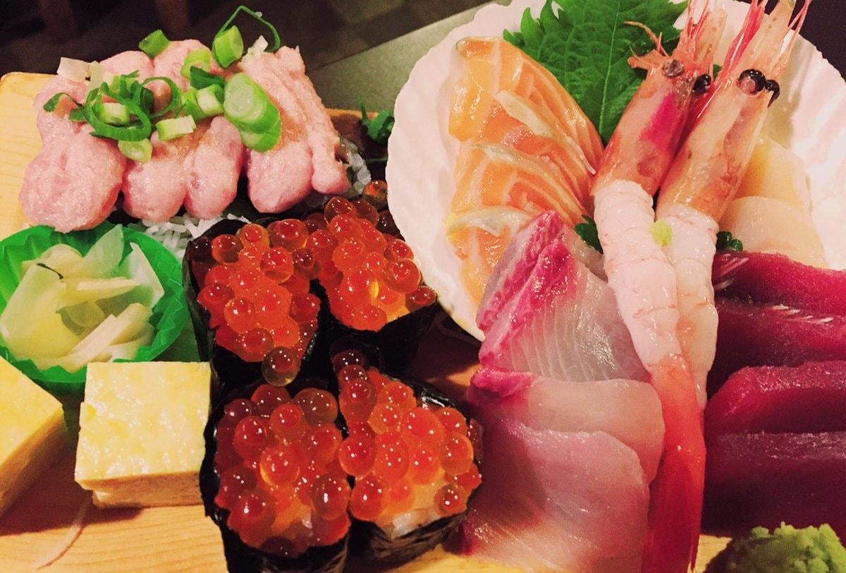 5. Sushi Izakaya Koike