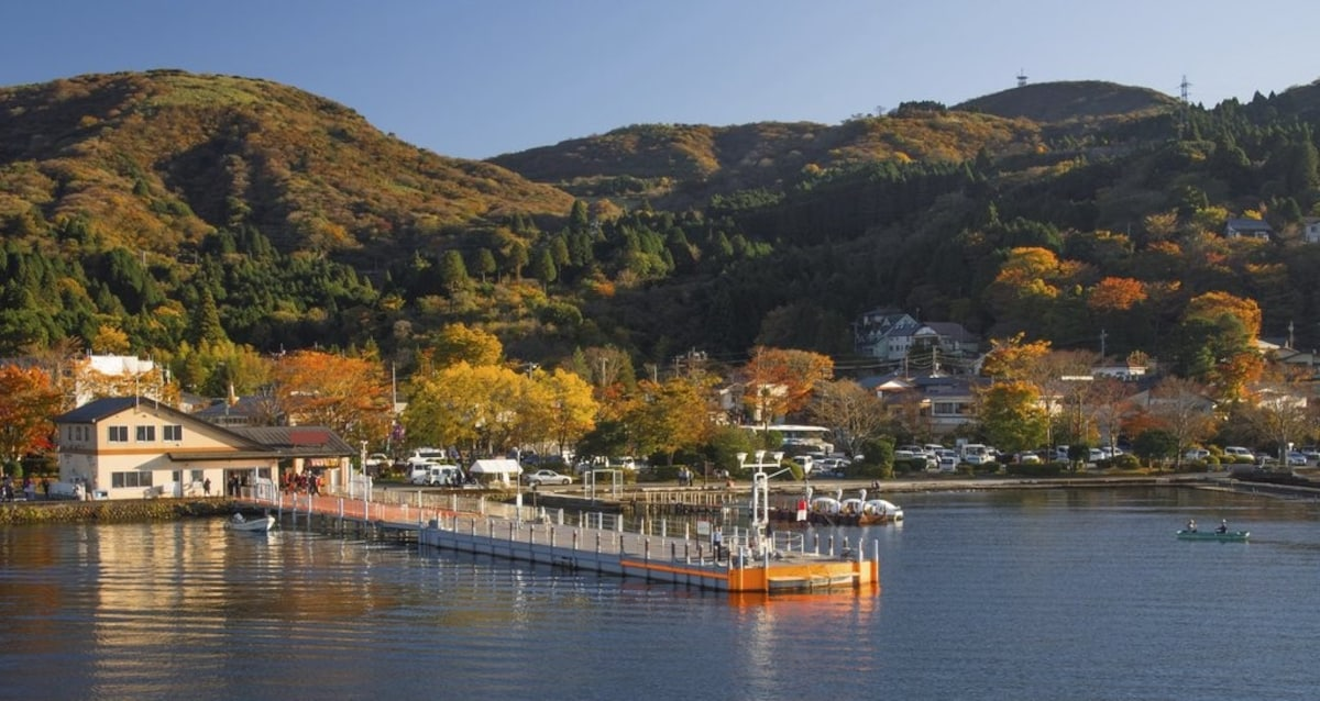 5. Mount Fuji, Lake Ashi and Bullet Train Day Trip from Tokyo