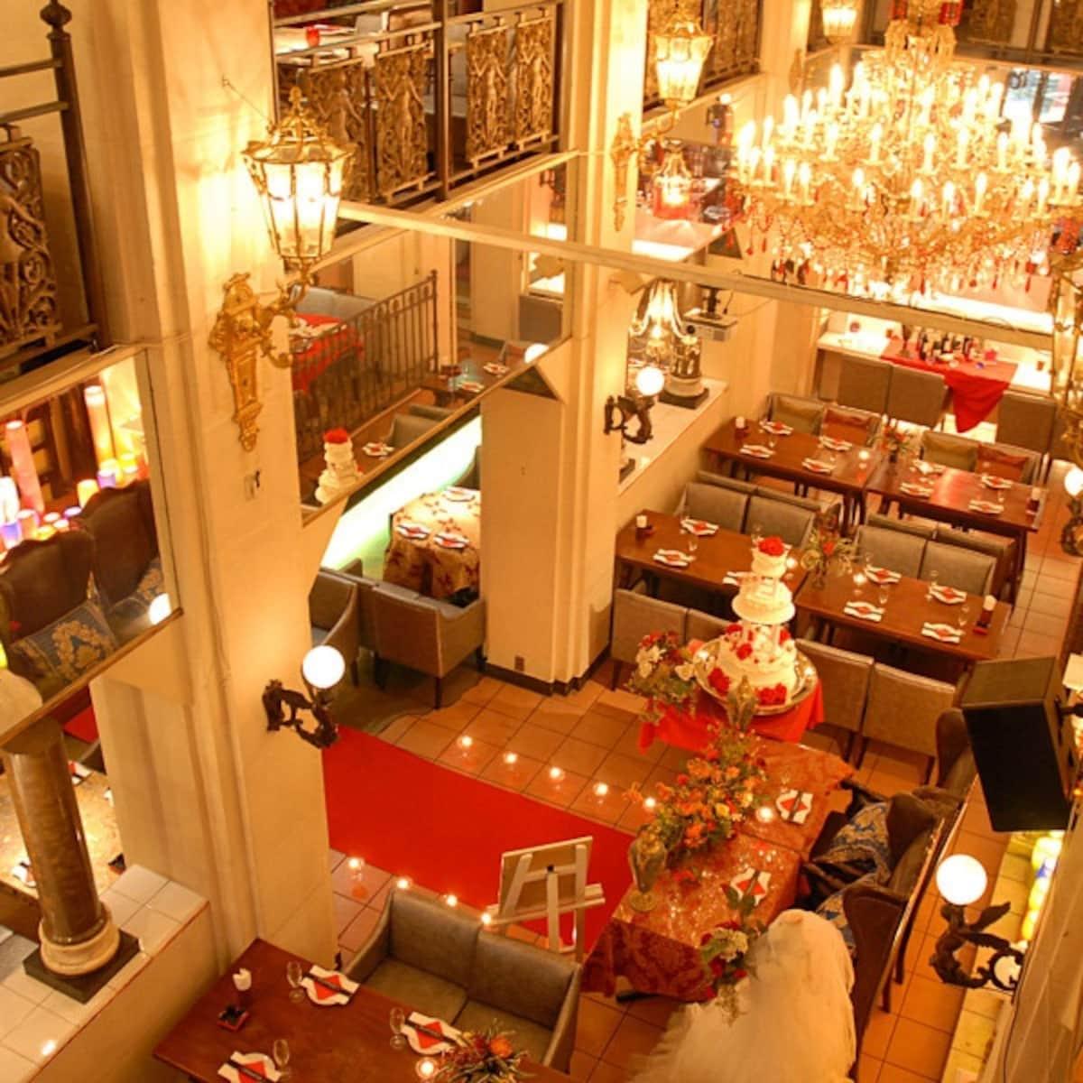 5. Chiriston Cafe Osaka