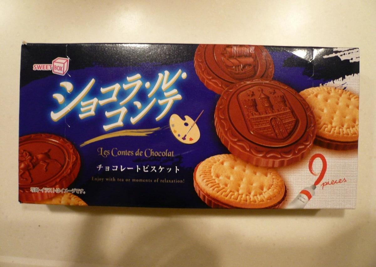7. Les Contes de Chocolat