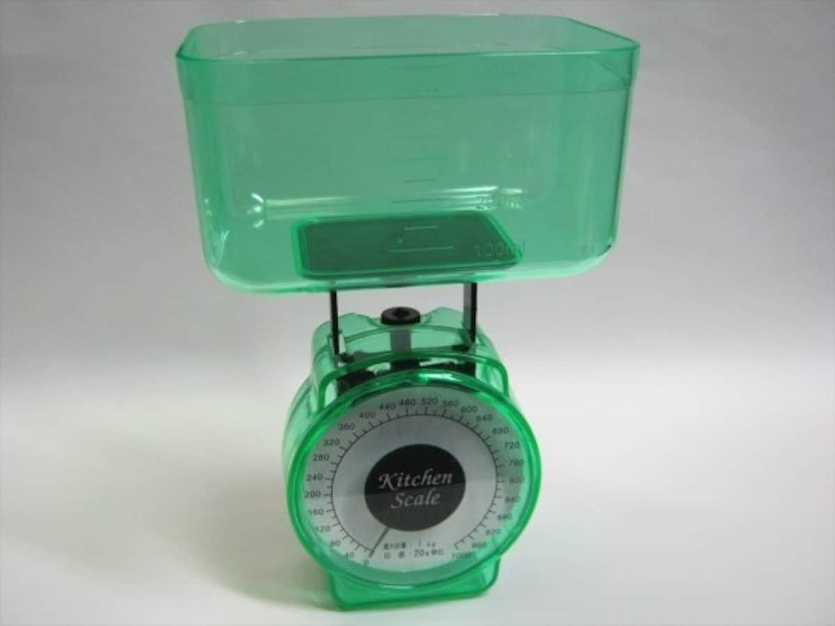 1. Kitchen Scale