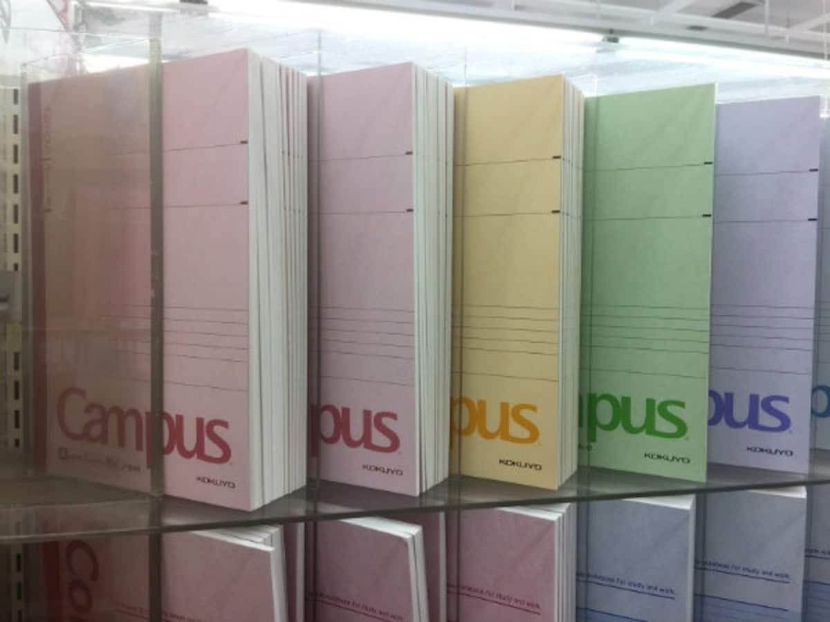 12. Notebooks