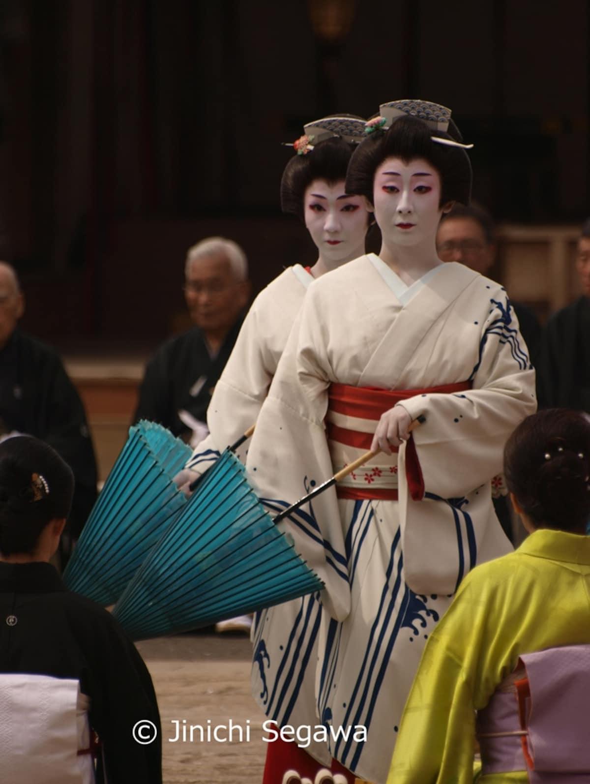 4. Traditional Dances
