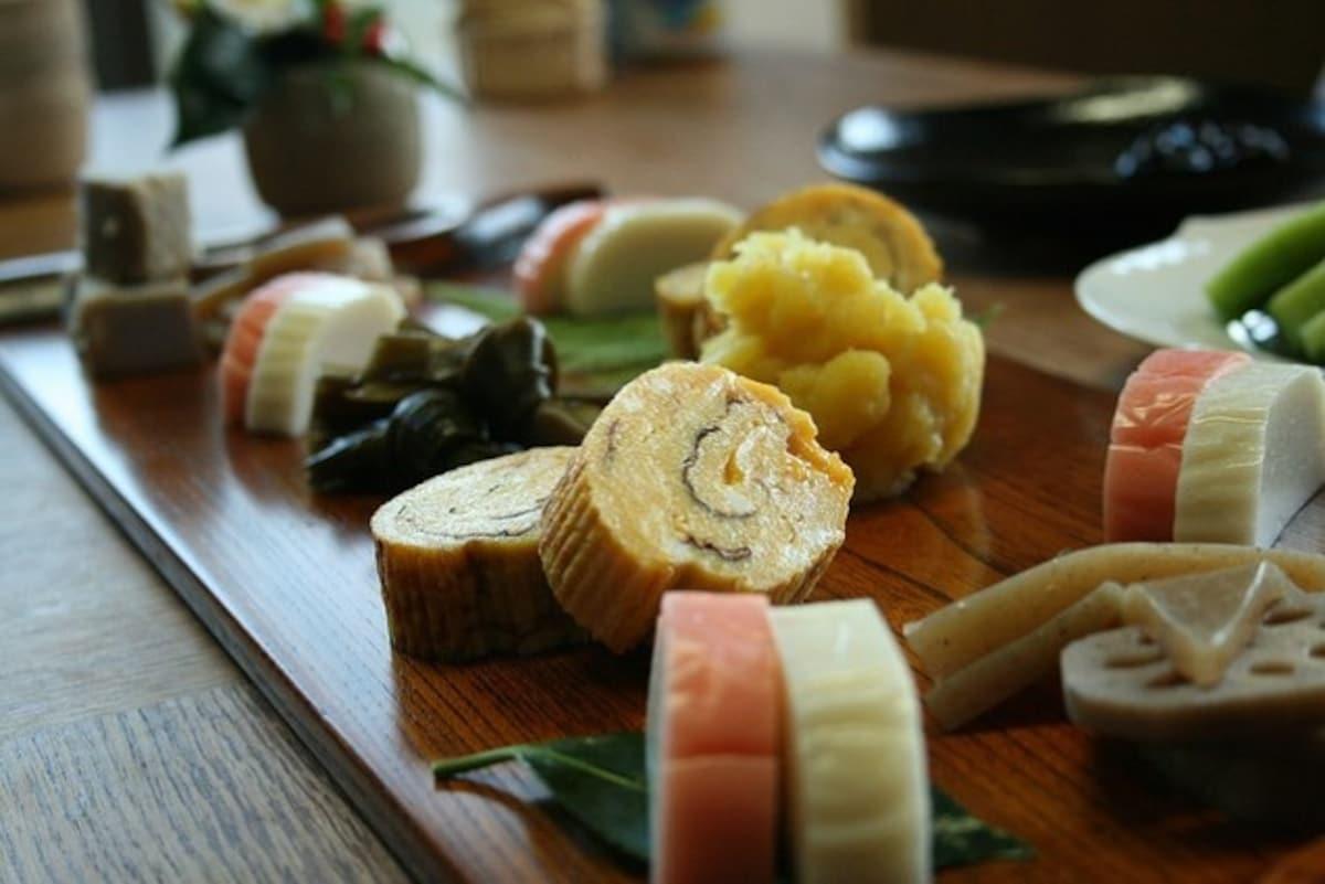 유네스코 무형문화유산인 和食