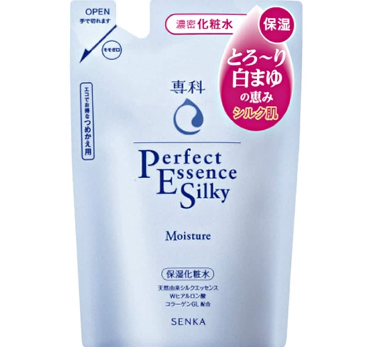 Senka Perfect Essence Silky Moisture