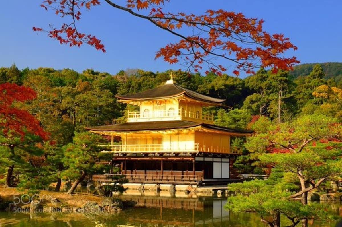 10. Kinkaku-ji (Kyoto)