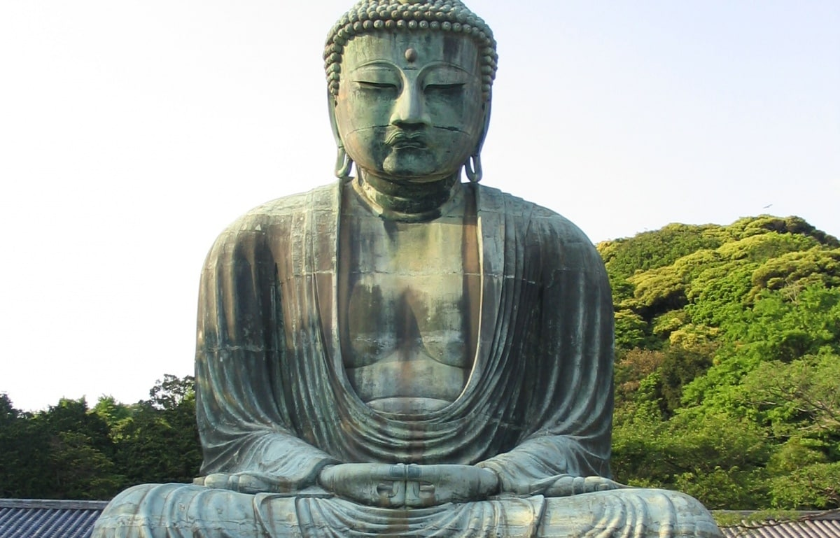 The Great Buddha at Kamakura | All About Japan | 1200 x 769 jpeg 211kB