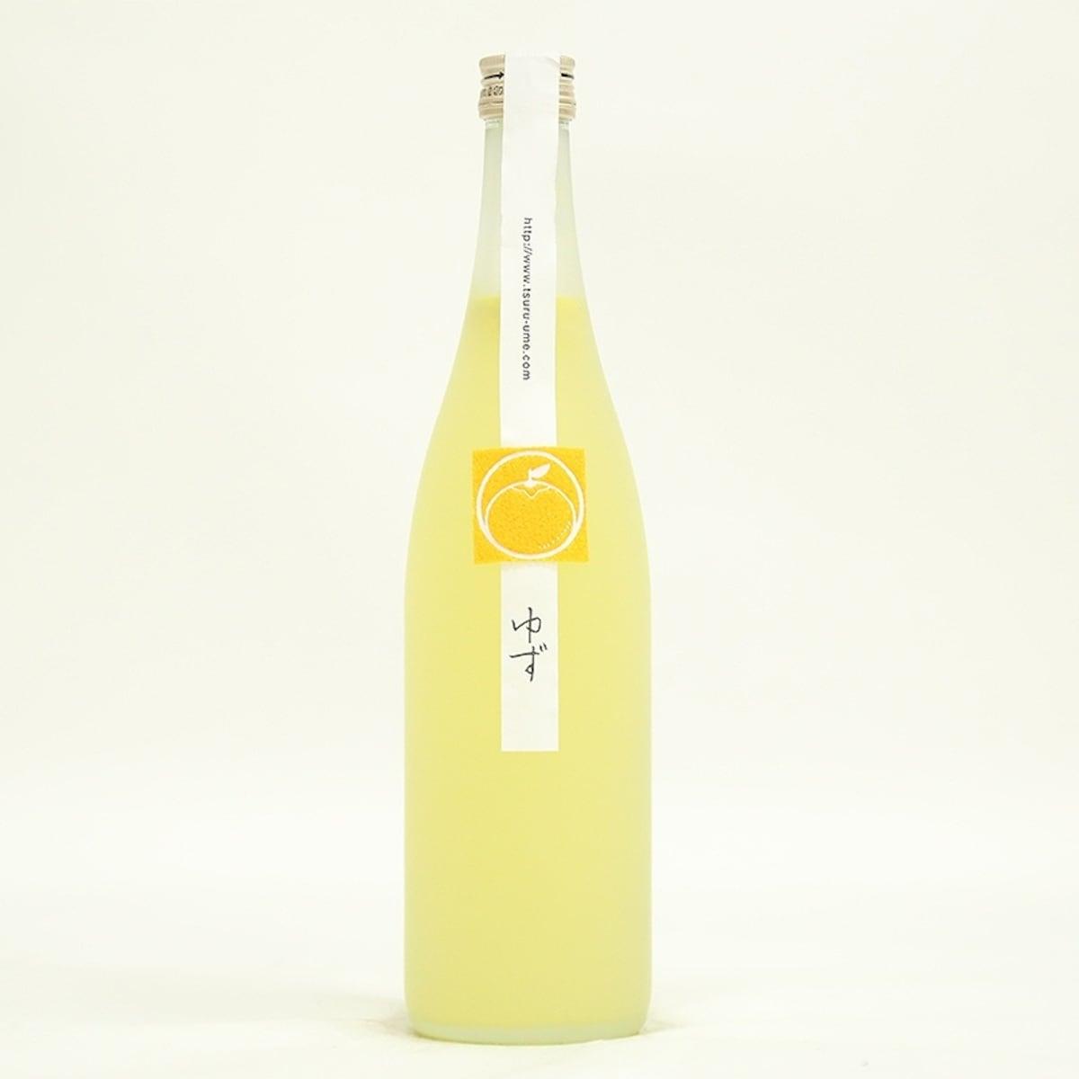 7. Tsuru-ume Yuzu Liquor ของ Heiwa Shuzo