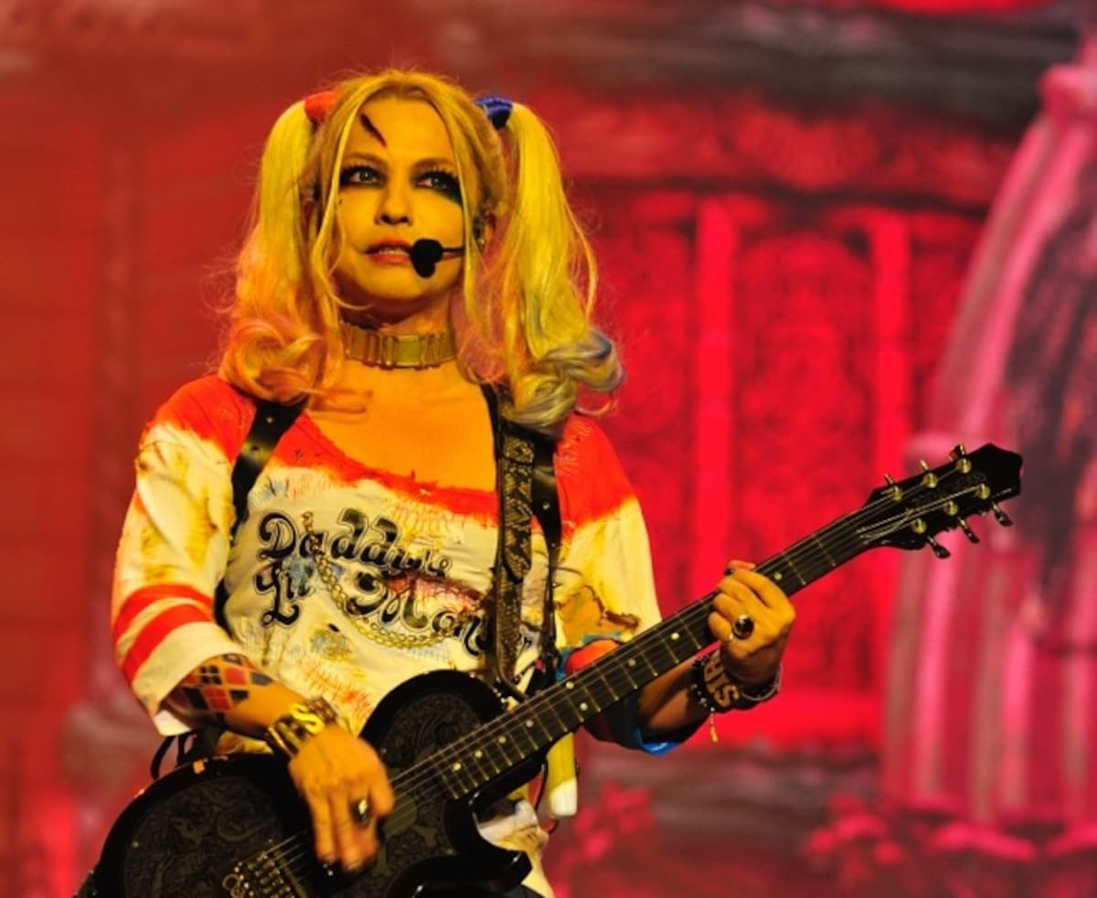 Vamps Halloween Party 2016 In Kobe All About Japan