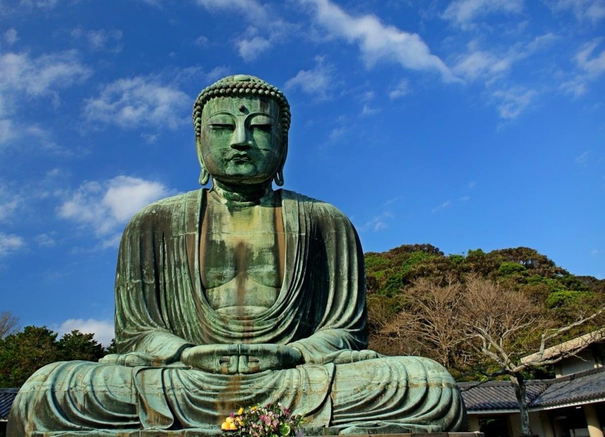 7. The Great Buddha of Kamakura