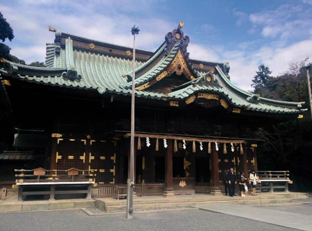 Grand Shrine of Mishima (Shizuoka)