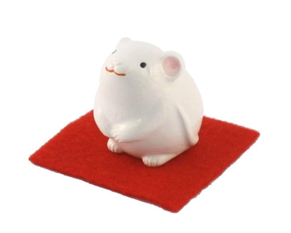 子 (Nezumi) หนู (ปีชวด)
