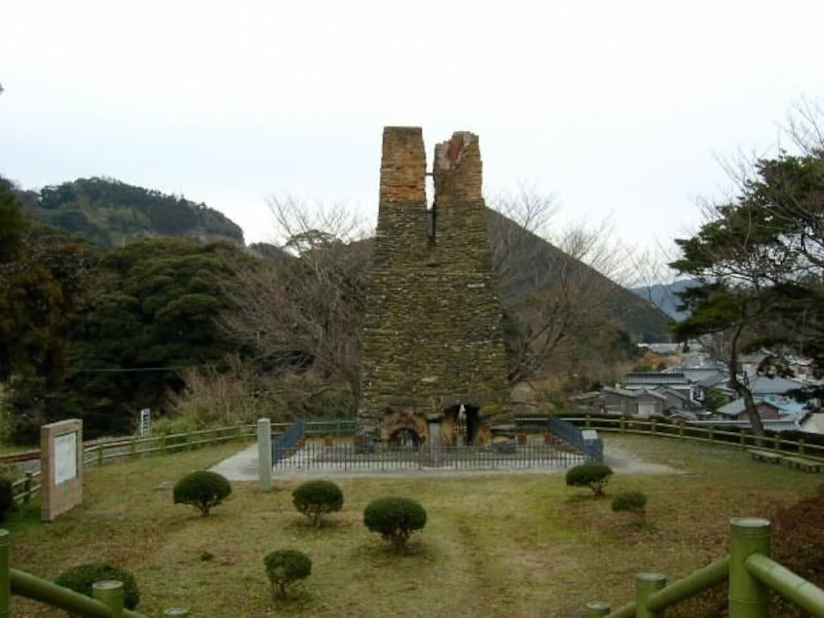 1. แหล่งการปฏิวัติอุตสาหกรรม Hagi ในจังหวัด Yamaguchi