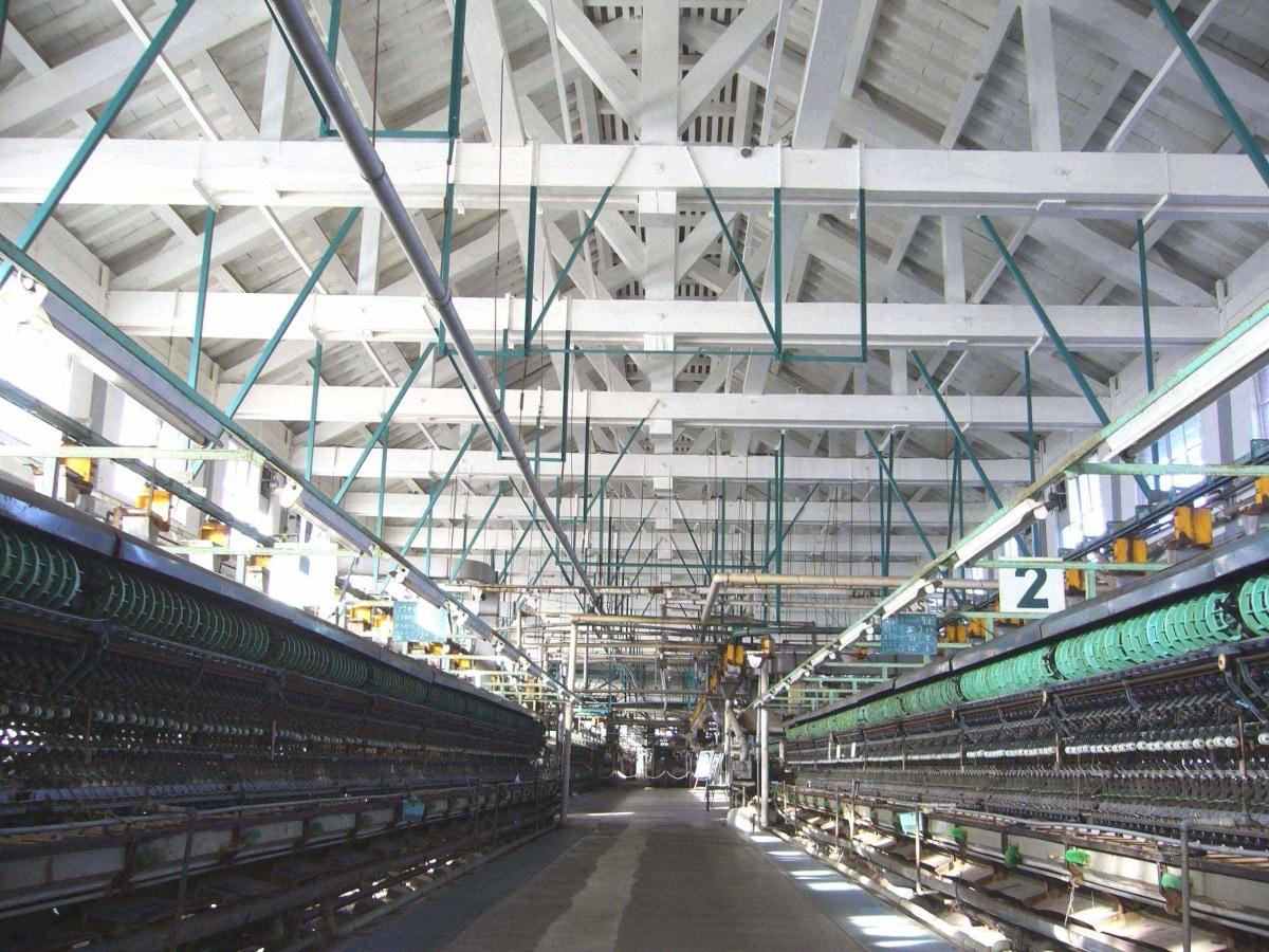 3. โรงงานทอผ้า Tomioka จังหวัด Gunma