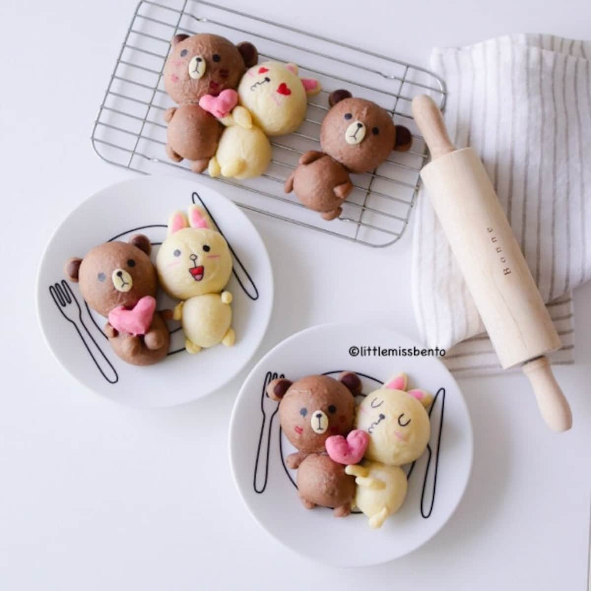 5. Brown & Cony Pull-Apart Bread Recipe