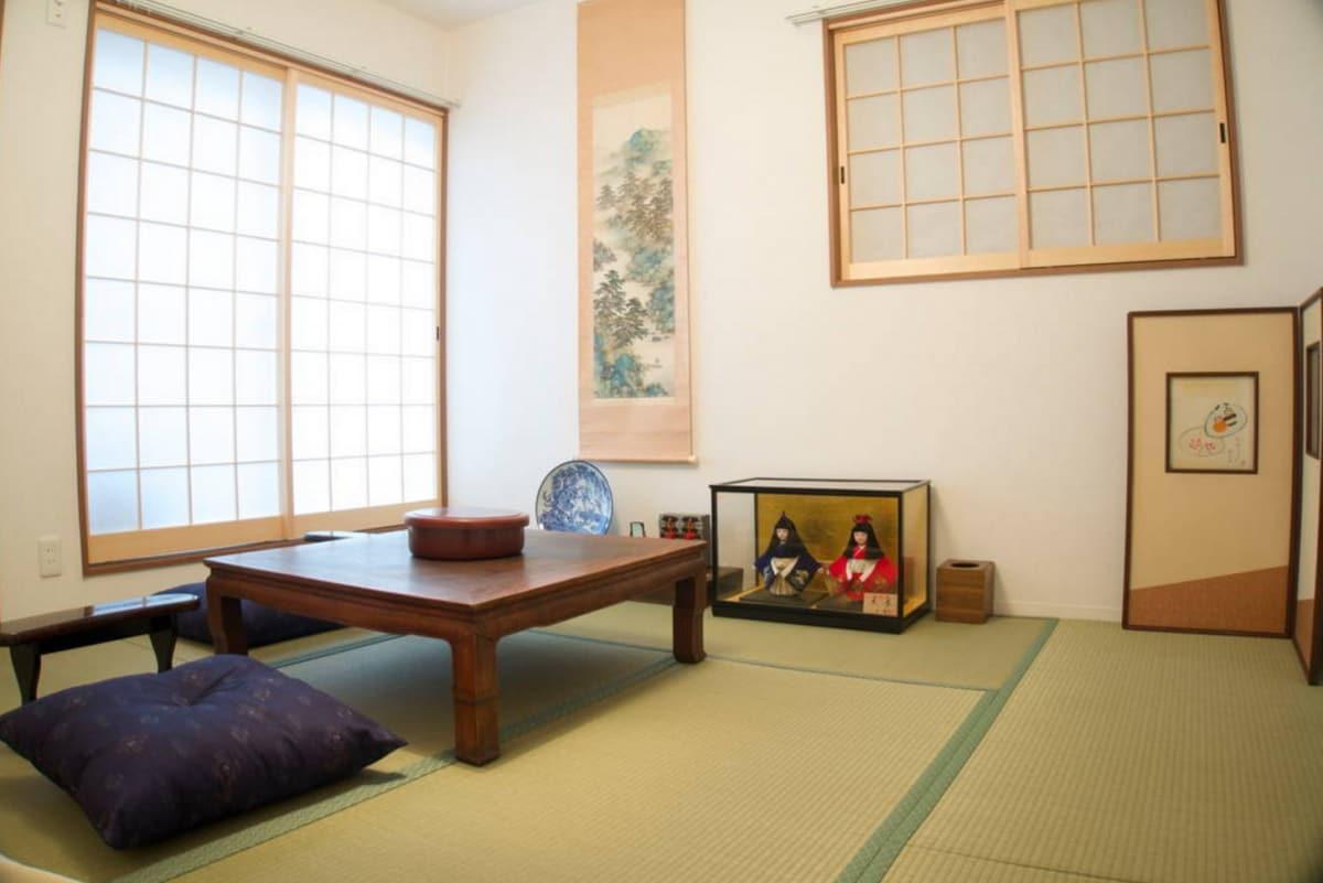 排名第5位的Airbnb民宿:新/旧 公寓 New/Old Apartment