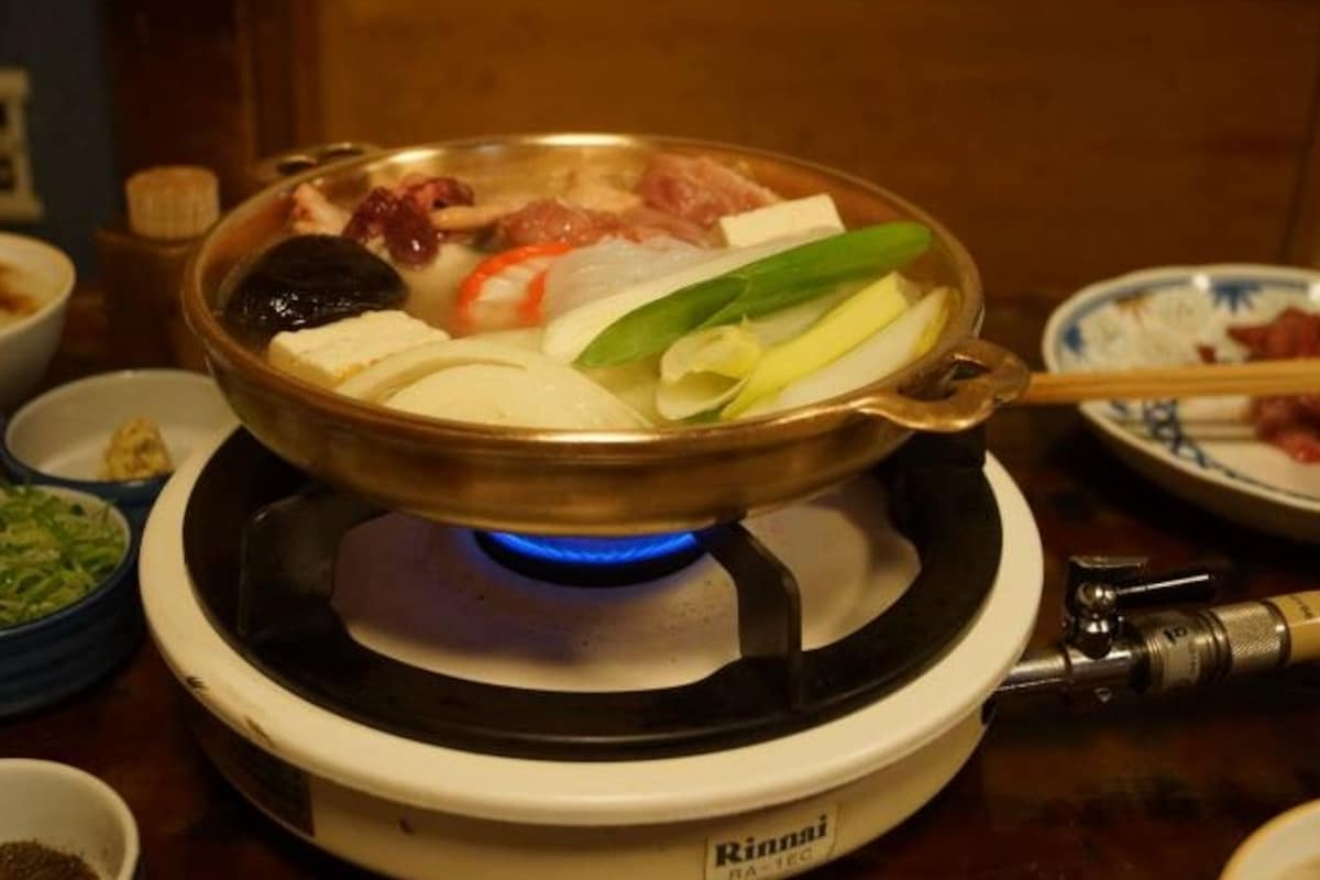 Yoshitsune Nabe — Two Great Tastes That Taste Great Together
