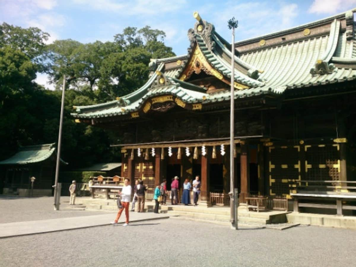 Mishima Taisha Shrine (Shizuoka)
