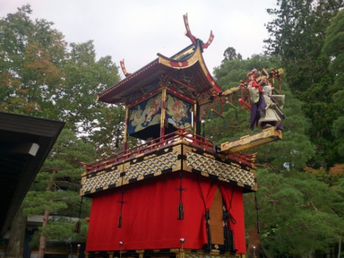 Takayama Autumn Festival (Gifu)