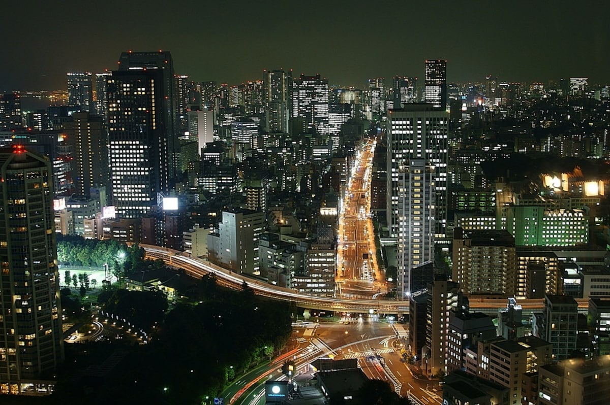 3. Tokyo Tower