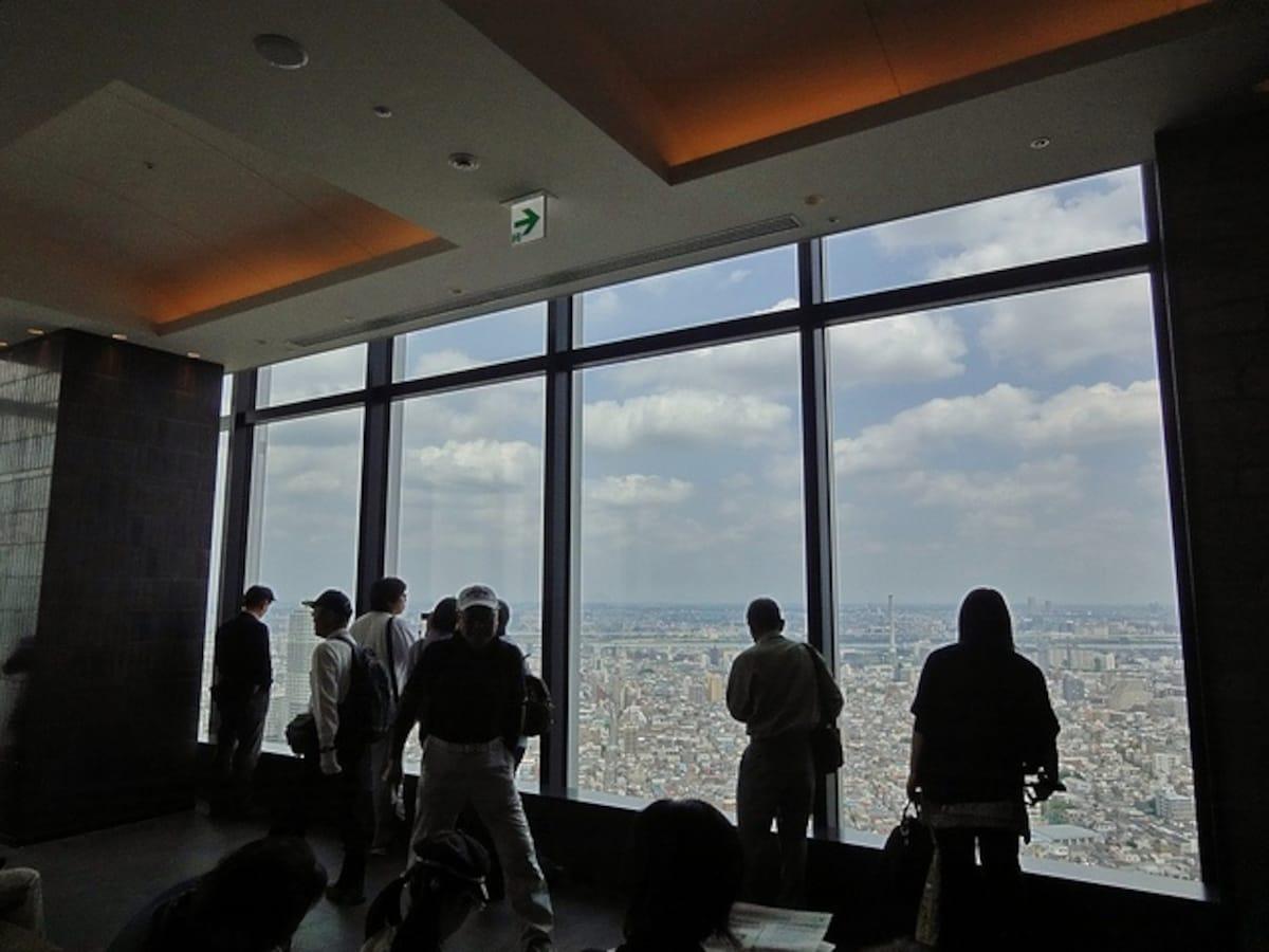 5. ชั้น 30 อาคาร Tokyo Soramachi