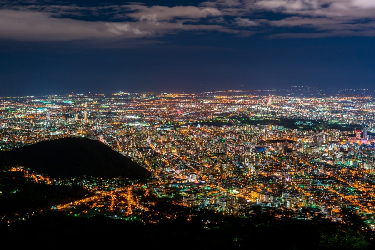 The 5 Most Beautiful Night Views in Hokkaido  All About Japan