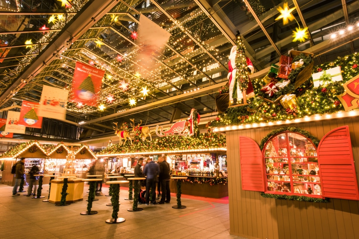 Tokyo's Top Christmas Markets | All About Japan