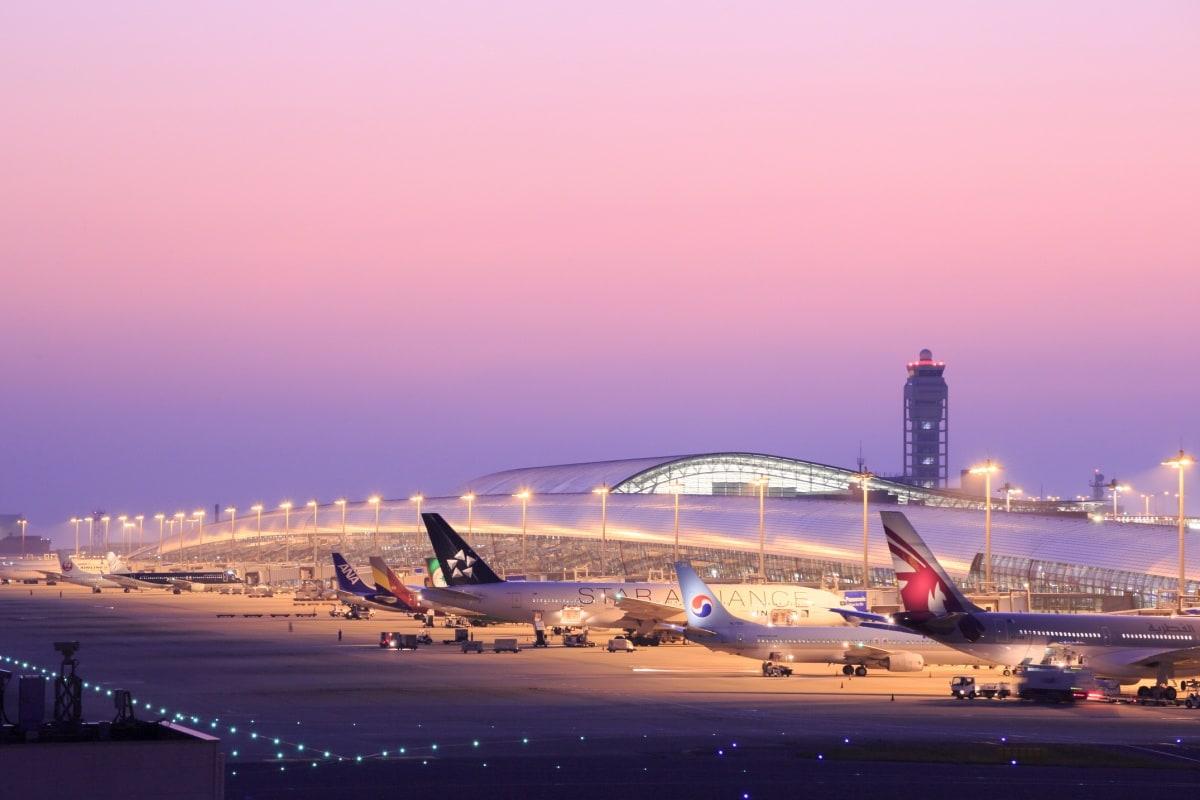 10. Kansai International Airport (Osaka)