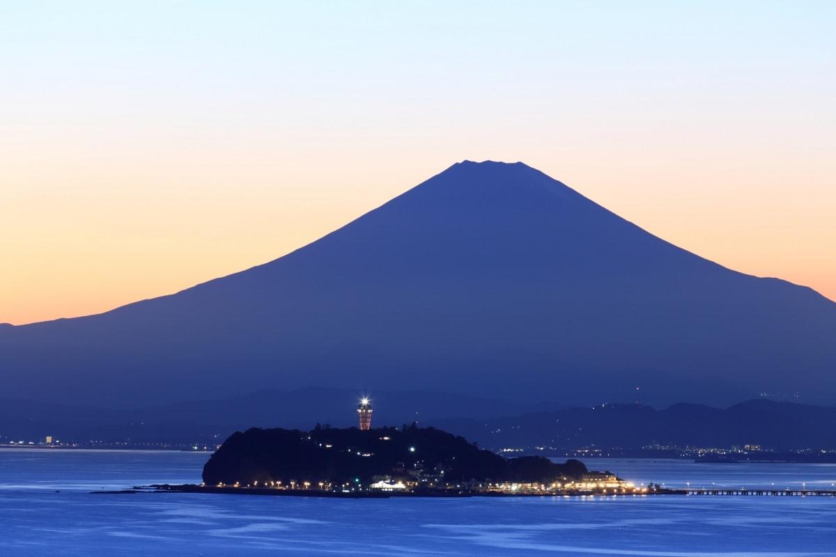 History of Enoshima