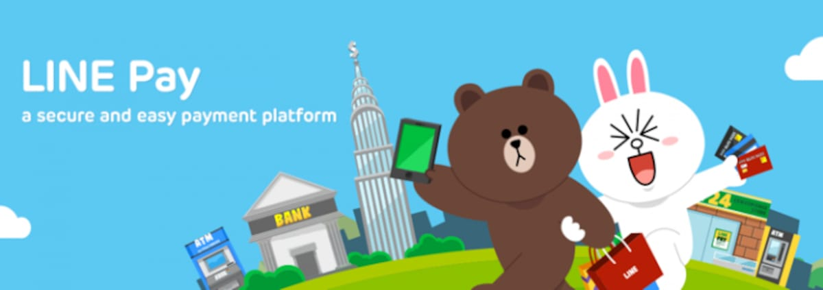 What is Line Pay?