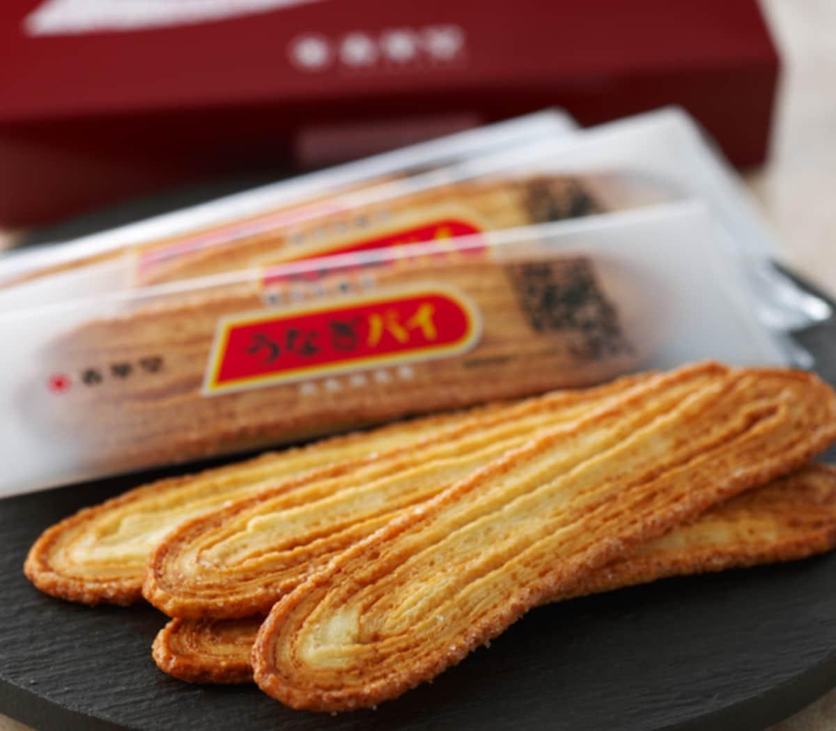 3. Unagi Pie (Shizuoka)