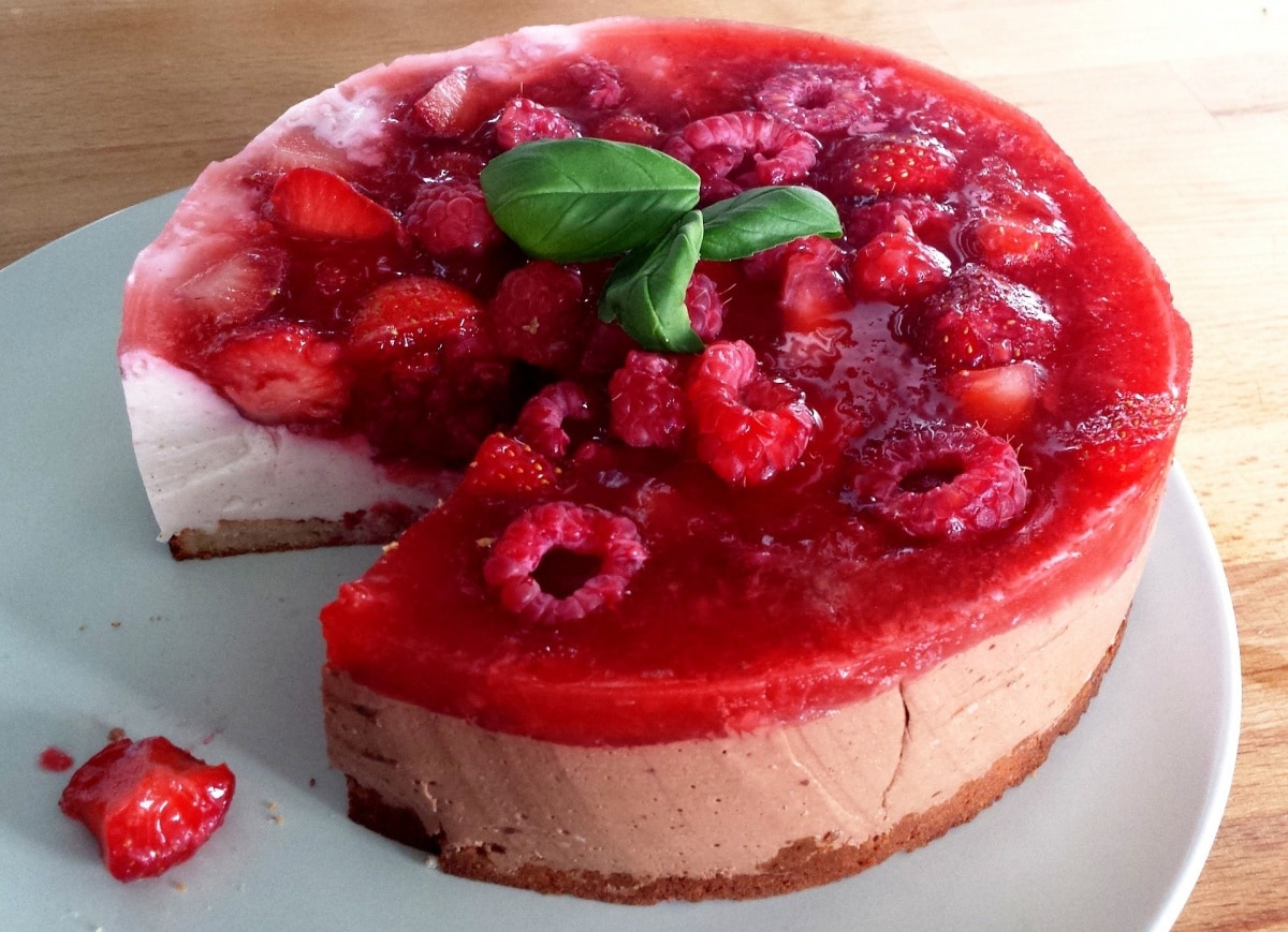 10. Homemade Cake