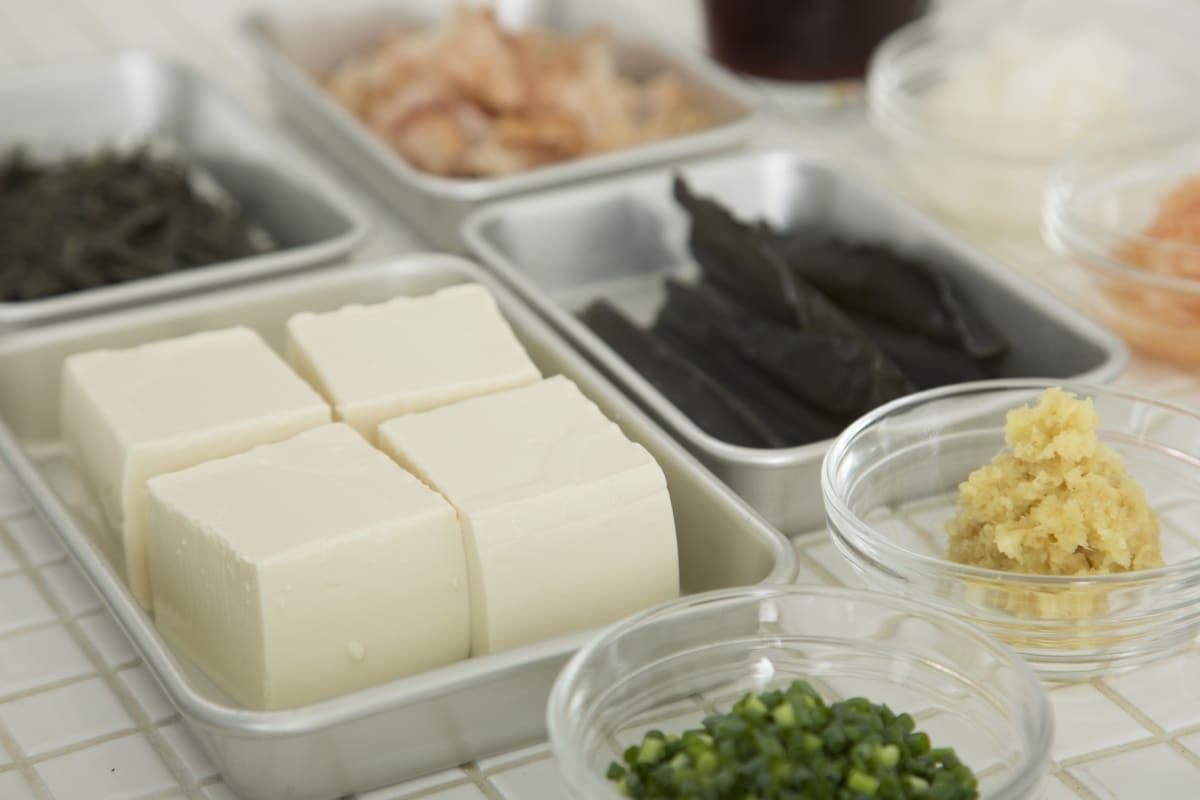 1. Tofu
