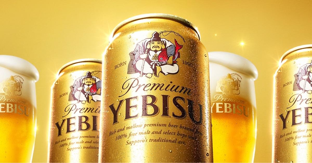 1 Sapporo Yebisu Beer